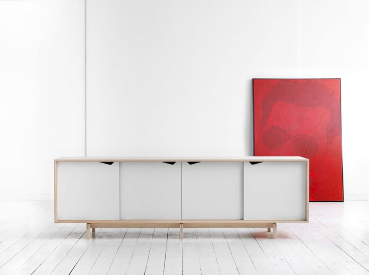 Schön The Bykato Sideboard Combines Simplicity, Timeless Design And Expert  Craftsmanship. An Outer Structure In A Choice Of Three Woods With Internal  Surfaces In ...