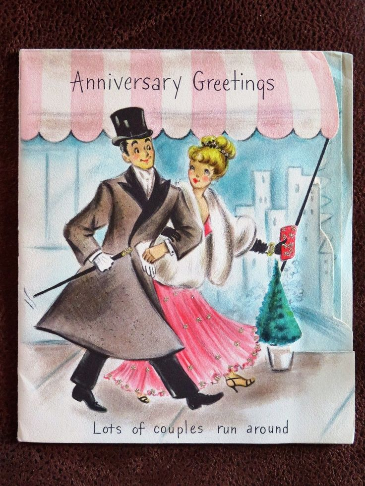 dating old greating cards