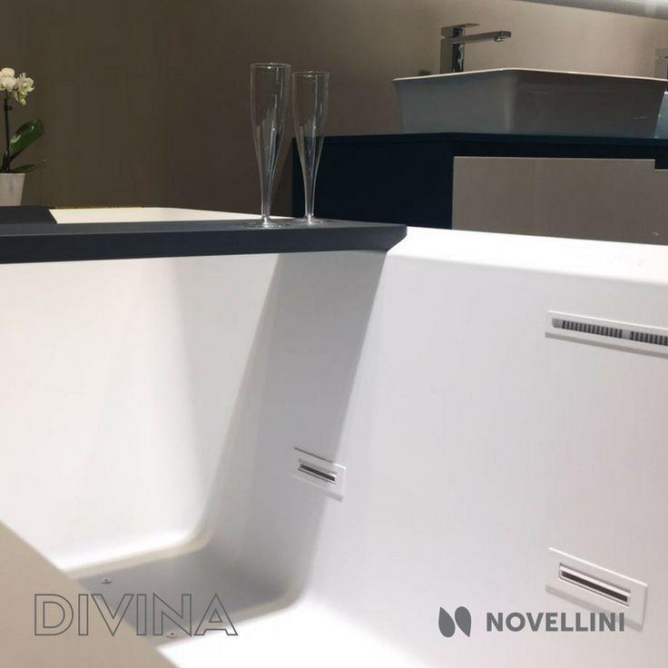 Bañeras de hidromasaje #Novellini