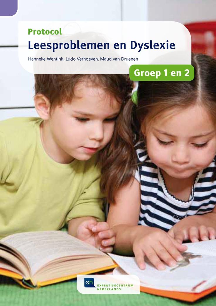 protocol leesproblemen en dyslexie groep 1-2