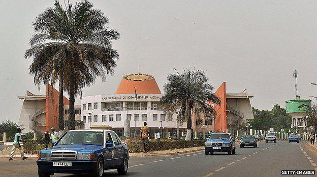 Guinea-Bissau country profile
