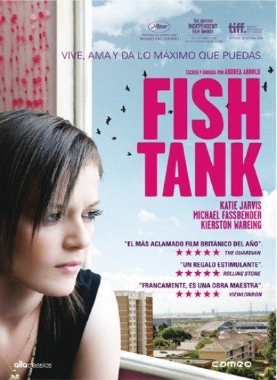 Fish Tank (2009) Teino Unido. Dir.: Andrea Arnold. Drama. Cine social. Adolescencia. Familia - DVD CINE 1871
