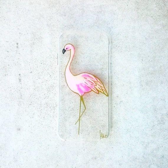 Flamingo Phone Case (iPhone, Samsung Galaxy, HTC)