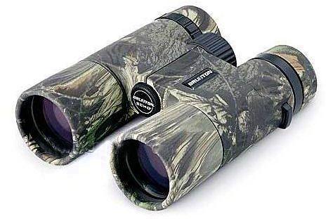 Brunton Echo 10x32 Mid Size Roof Prism Waterproof Binoculars, Camo ECHO1032-CAMO