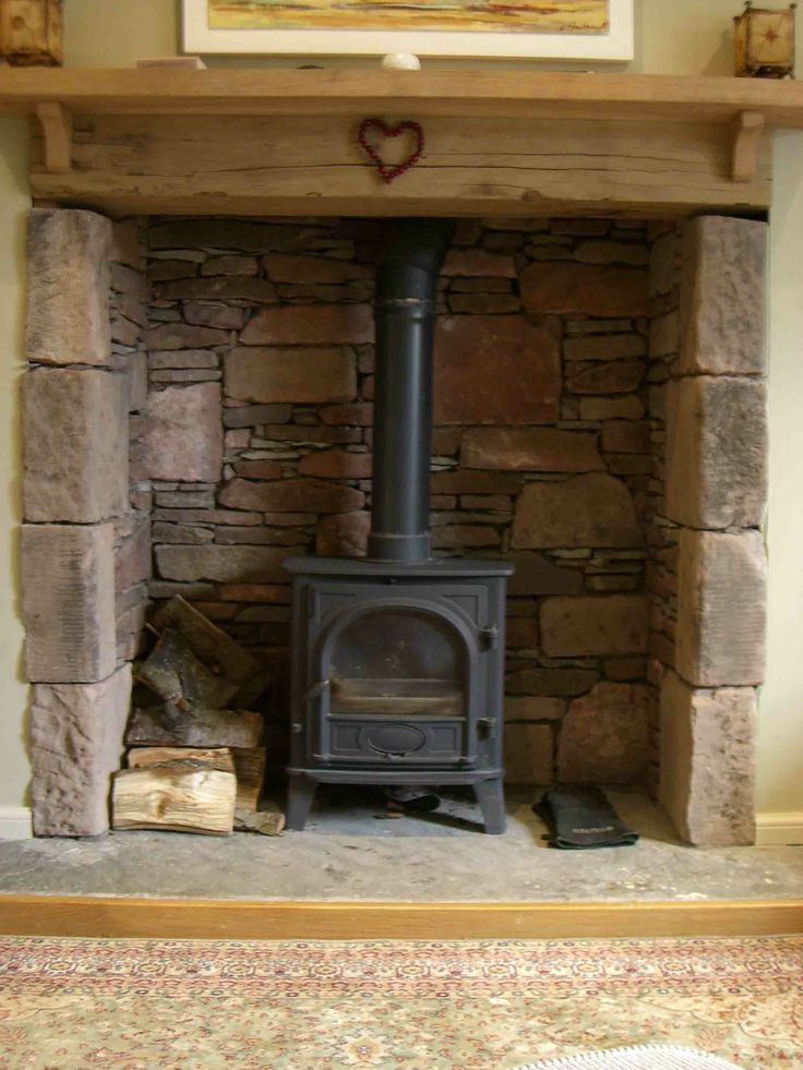 hearth stones for fireplaces  Fireplace ideas  Wood stove hearth Stove fireplace Fireplace