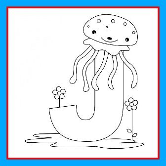 coloring pages animals alphabet youtube - photo#31