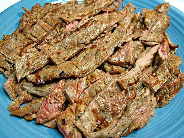 レシピとお料理がひらめくSnapDish - 9件のもぐもぐ - Grilled Skirt Steak #Beef #Meat/Poultry #Main dish by Alisha GodsglamGirl Matthews