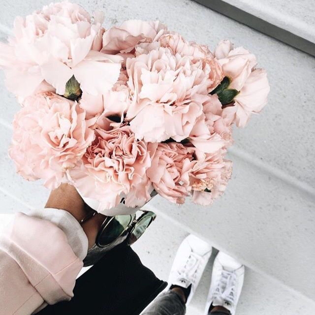 Pale pinks. @thecoveteur // In need of a detox? Get 10% off your teatox using our discount code 'Pinterest10' at skinnymetea.com.au