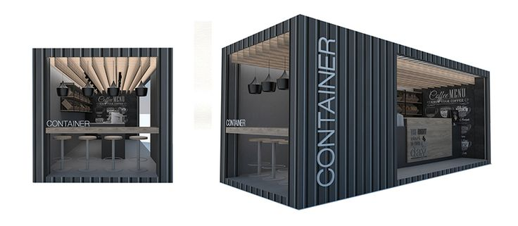 The Container – a mobile coffee shop planned and designed by Liat Eliav for a design competition and built in five weeks.The competition was an initiative of the Israeli Building Center and Gal Marine company to promote the idea of converting commercial …                                                                                                                                                                                 More