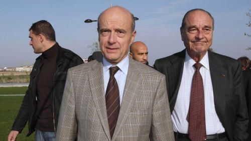 Primaire de la droite :  Claude Chirac soutient Alain Juppé