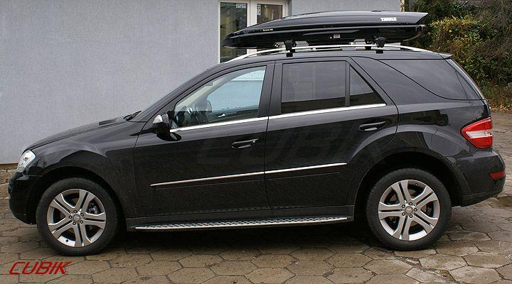BOX DACHOWY - THULE Dynamic M czarny - Sklep z przyczepkami rowerowymi i bagażnikami
