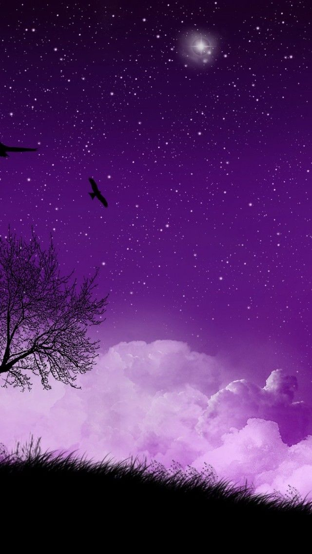Purple Quotes Wallpaper Purple Mood Wallpaper For Iphone And Android Iphone