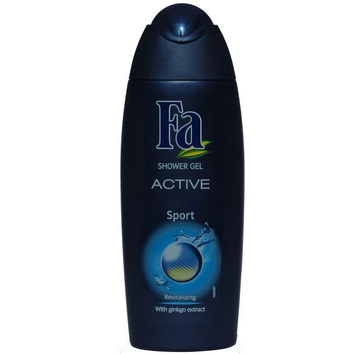 Fa Active Sport Revitalizing - shower gel 5410091701857
