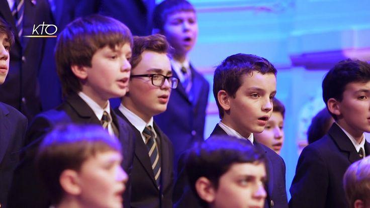 Les 60 ans des petits chanteurs de Sainte-Croix-de-Neuilly