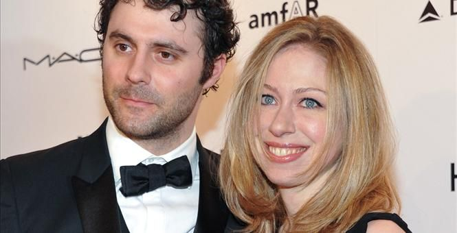 Reminder: Hillary Clinton's Daughter is Married to a Hedge Fund Manager