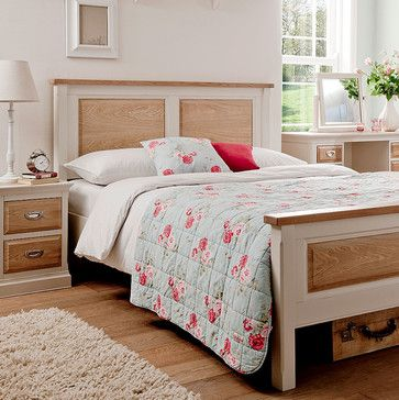 Willis and Gambier Milton Bed - midcentury - Panel Beds - East Midlands - Hansons of Leicester Ltd