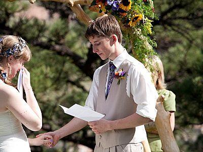 How To Write Heartfelt Sniffle Worthy Wedding Vows