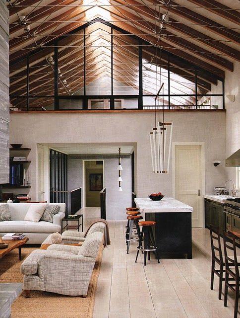 Barn-style house