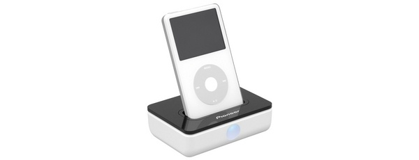 iPod Docking Station for all Pioneer AV Receivers