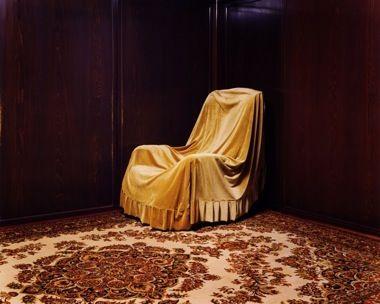domestic scandals / A Massage Chair,1998  / Takashi Yasumura
