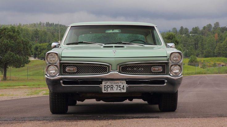 1967 Pontiac GTO!!!