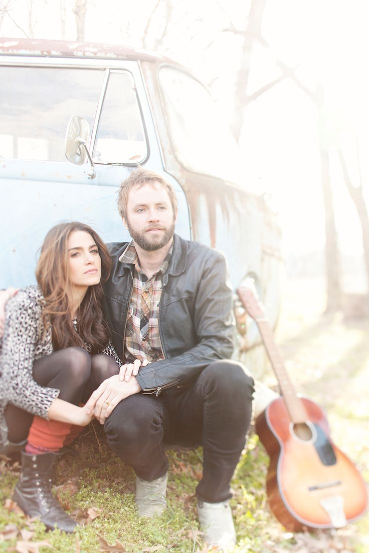 """Paul McDonald & Nikki Reed – """"Now That I've Found You"""" Official Music Video » Vintage Wedding Photography"""