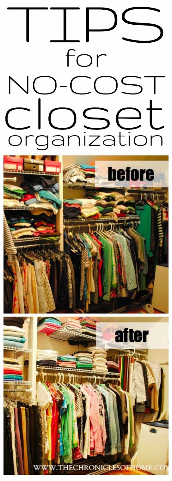 37 best images about organize on pinterest closet How to organize your clothes without a closet