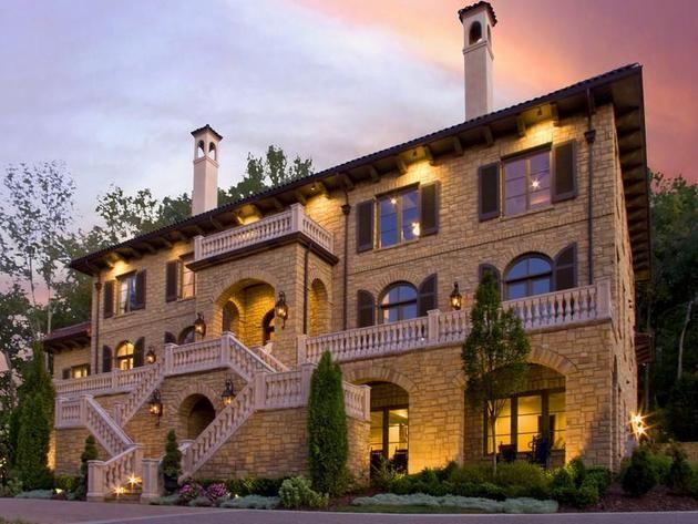 Tour alan jacksons home for sale near nashville set at the for Nashville star home tour