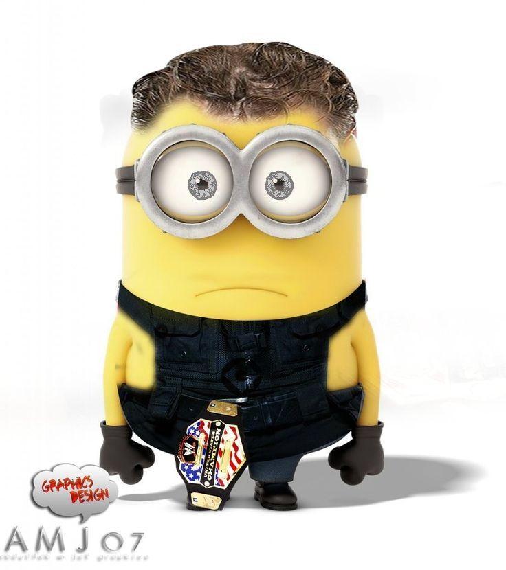 78 Best Images About Dean Ambrose Fan Art On Pinterest