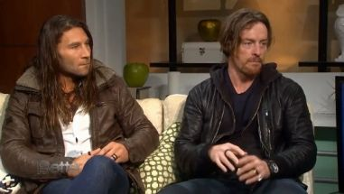 """""""Black Sails"""" Actors Toby Stephens And Zach McGowan Sit Down With JD And Rebecca"""