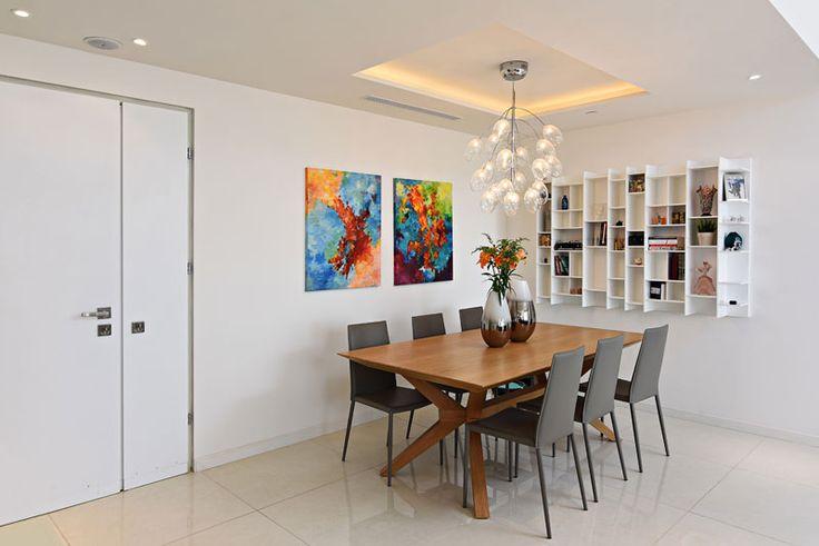רוחות של ים: דירה שהולבשה קומפלט עבור משפחה צעירה   בניין ודיור