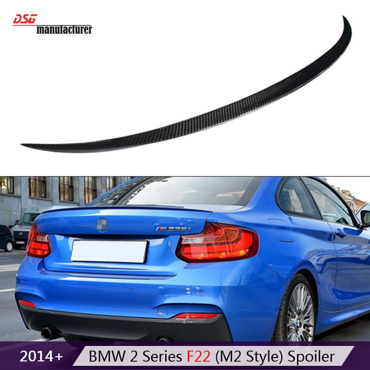 17 Best Images About BMW Spoiler On Pinterest
