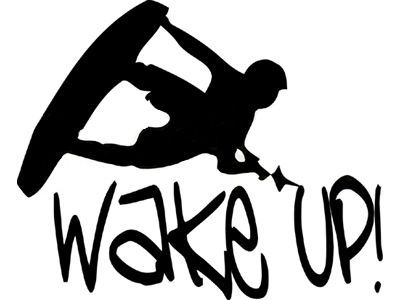 .Wake Up!!  | #wake #wakeboarding | www.boardtrader.com