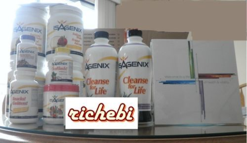 Loose weight on your wedding?Isagenix 30-day Cleansing and Fat Burning System Get Yours One Set TODAY!