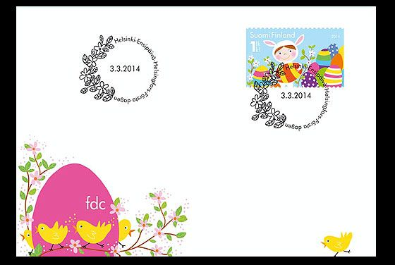 Easter Surprise is Issued by Finland! #stamps #finland #easter http://wopa-stamps.com/index.php?controller=country&action=stampProduct&id=12723
