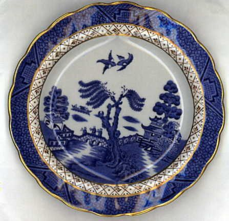 blue willow : blue willow dinnerware made in england - pezcame.com