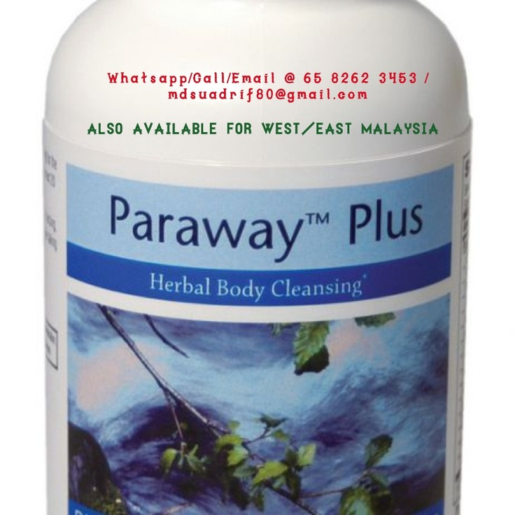#UniCity #ParawayPlus #Body #Cleansing