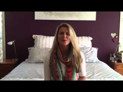 Are you getting enough sleep? Simple remedies for a good nights sleep! Video Blog 2015 - June 11