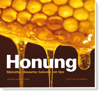 Skaldjurs- och gravlaxsås med honung | Alltomhonung.se
