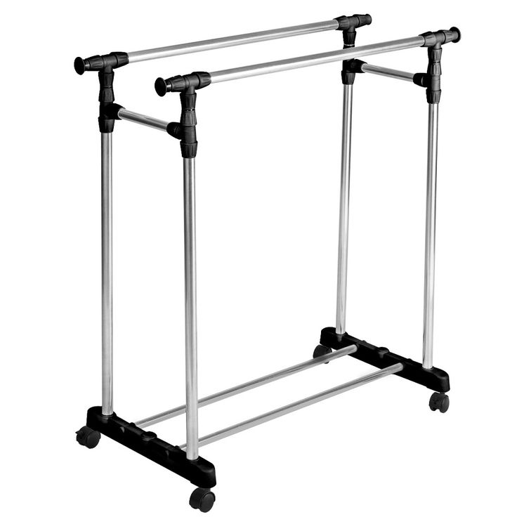 1000 ideas about heavy duty clothes rack on pinterest tiny apartments clothes racks and. Black Bedroom Furniture Sets. Home Design Ideas