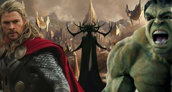 #Thor #Hulk Face Off In The  First Trailer Of #ThorRagnarok Is Mind Blowing. Read to know what else is in store in this high end superhero flick!  #Thor #Hulk #Hela #Loki #Asgard #Ragnarok #Ragnarok #Marvel #Superhero #Hollywood