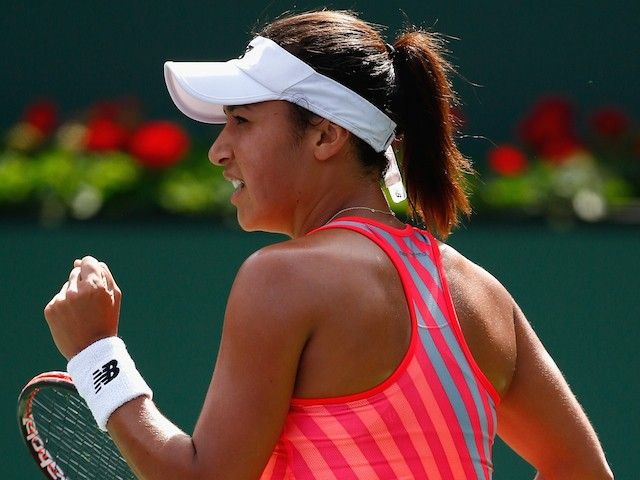 Result: Britain's Heather Watson earns first-round win over Sara Errani in Italian Open