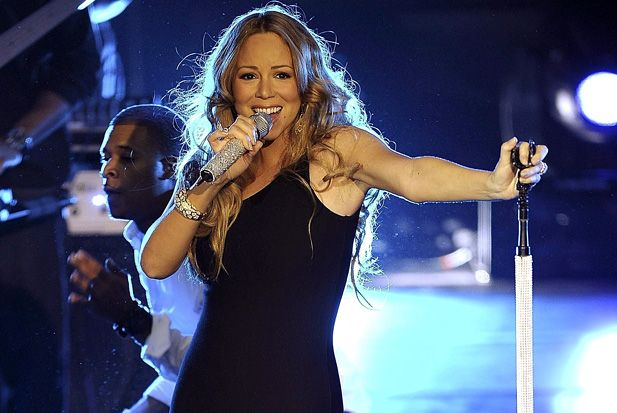 She may have flubbed her New Year's eve performance, but let's take a moment to seriously appreciate all that Mariah Carey has given us - especially #2