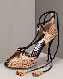 40 best ♥ Christian Lacroix | Designer Shoes