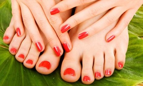 #3 o 5 manicure e pedicure con rimozione e  ad Euro 29.99 in #Groupon #Nails2