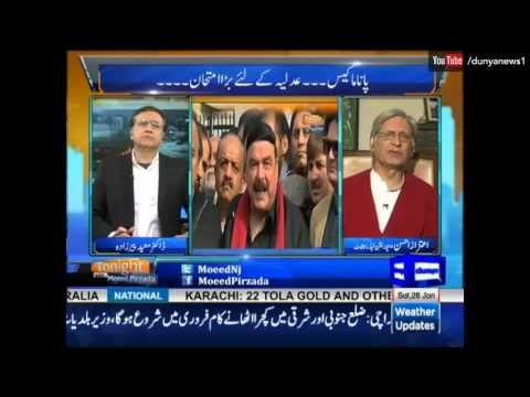 Tonight With Moeed Pirzada - 28 January 2017 - Dunya News