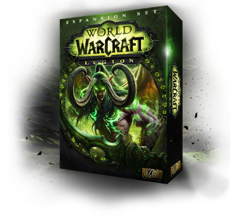 Win a copy of the new World Of Wacraft:Legion by clicking here! (Only for Europe)