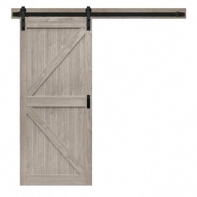 This Might Be A Good Choice For Your Laundry Room Doors Quick And Easy Too 329 99 At Costco On Line Sliding Barn Door Hardware Barn Style Doors Door Design