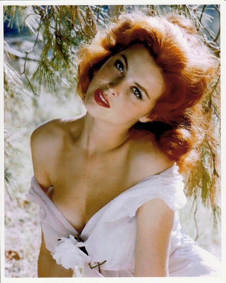 40 Iconic Redheads - Tina Louise