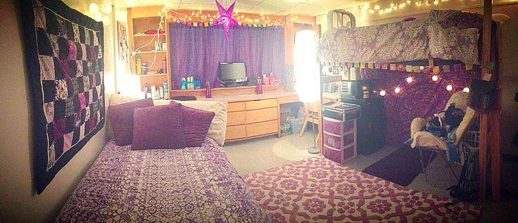 my dorm room freshmen year at umaine